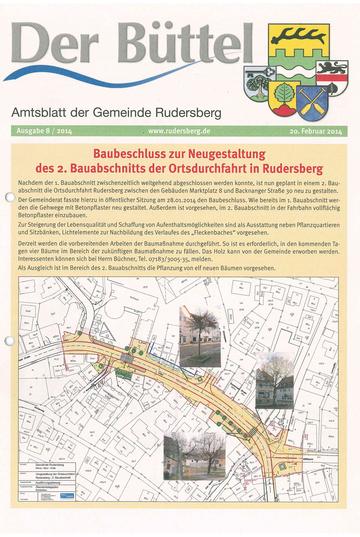 Amtsblatt der Gemeinde Rudersberg