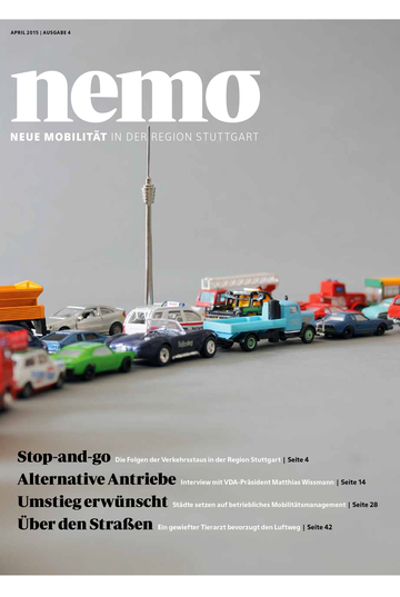 nemo - Neue Mobilität in der Region Stuttgart